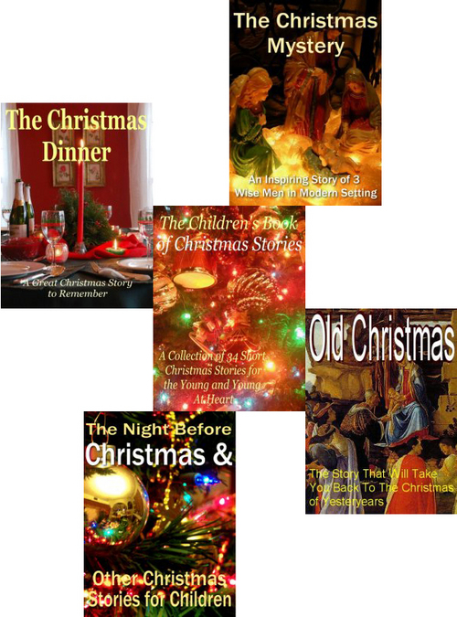 Pay for Christmas Book Collection with PLR