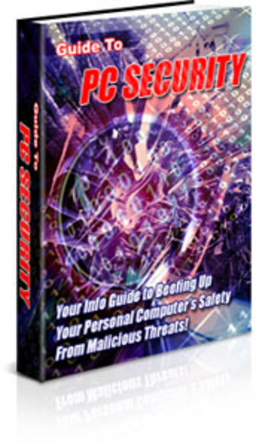 Pay for Guide To PC Security - New ebook with PLR