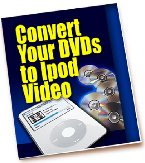Pay for Convert DVDs To IPod Video - New ebook with PLR