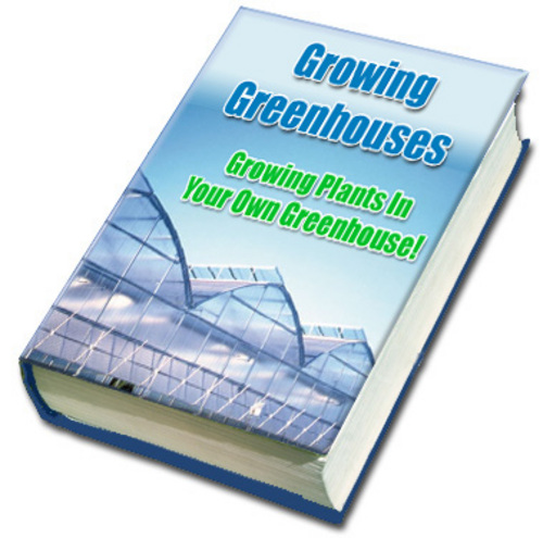 Pay for Greenhouse Growing - New ebook with PLR