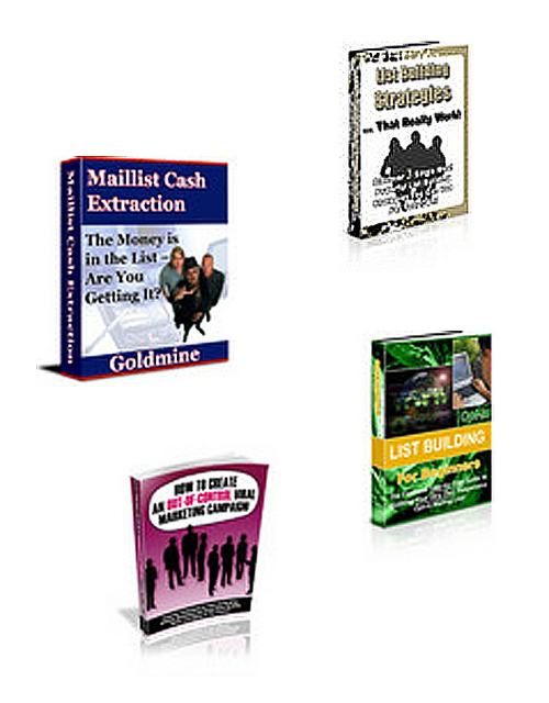 Pay for Email marketing PLR ebooks package