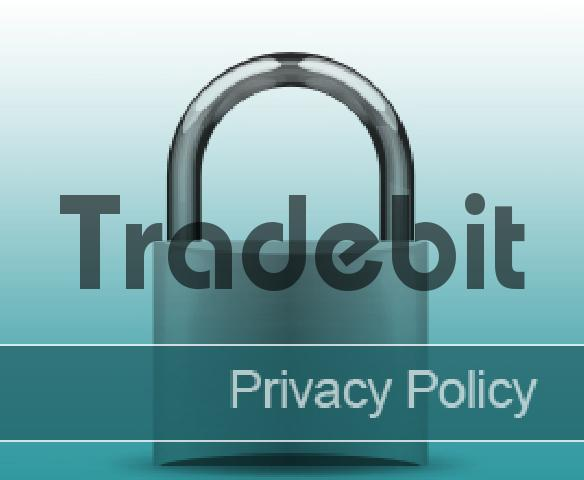 Pay for Privacy policy image - blue - royalty free