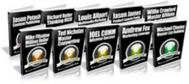 Thumbnail *HOT* 10 Marketing Mastermind Audio Courses Resell License