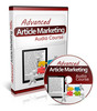 Thumbnail Advanced Article Marketing Audio Course with PLR