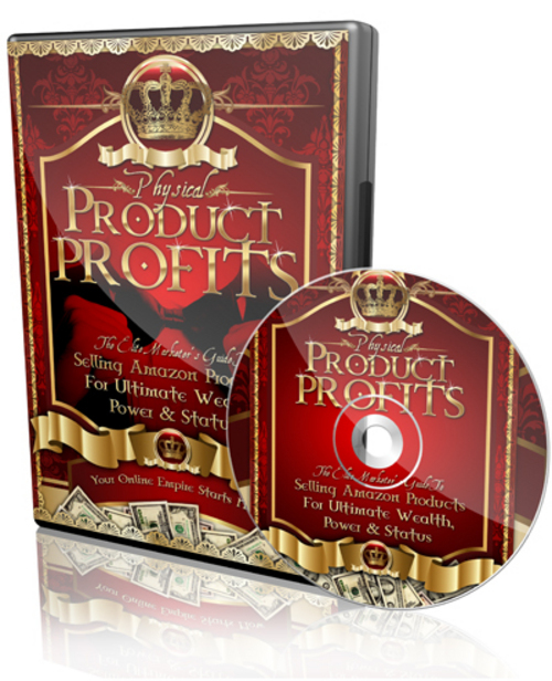 Pay for Physical Product Profits Video Course with MRR!