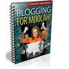 Thumbnail Blogging For Moolah!