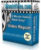 Thumbnail 2 Minute Videos Made Easy : Video Report