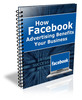 Thumbnail How Facebook Advertising Benefits Your Business plr