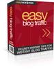 Thumbnail Easy Blog Traffic plr