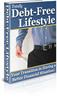 Thumbnail Totally Debt-Free Lifestyle plr