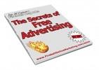 Thumbnail The Secrets Of Free Advertising plr