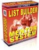 Thumbnail List Builder Mentor System plr