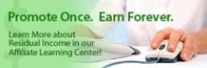 Thumbnail Residual Income Affiliate Programs plr