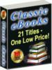 Thumbnail Classic eBooks plr