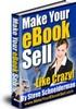 Thumbnail Make Your eBook Sell Like Crazy! plr