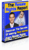 Thumbnail The Resale Rights Report plr