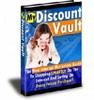 Thumbnail My Discount Vault plr