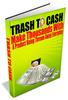Thumbnail Trash To Cash plr