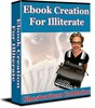 Thumbnail Ebook Creation For Illiterate - Ghostwriters Goldmine plr
