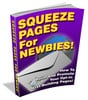 Thumbnail Squeeze Pages For Newbies PLR