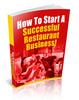 Thumbnail How To Start A Successful Restaurant Business PLR