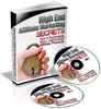 Thumbnail High End Affiliate Marketing Secrets PLR