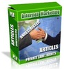 Thumbnail Private Label Article Pack : Internet Marketing Articles PLR