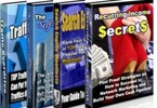 Thumbnail Full PLR Pack Of 4 eBooks