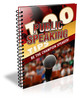 Thumbnail 100 Public Speaking Tips MRR