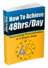 Thumbnail How To Achieve 48hrs/Day mrr
