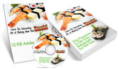 Thumbnail Making Your Own Sushi mrr