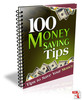 Thumbnail 100 Money Saving Tips mrr