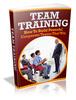 Thumbnail Team Training mrr