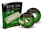 Thumbnail Making Your First Million Online mrr