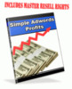 Thumbnail Simple Adwords Profits mrr