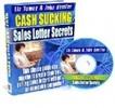 Thumbnail Cash Sucking Sales Letter Secrets mrr