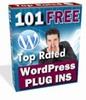 Thumbnail 101 Free Top Rated WordPress Plugins mrr