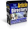 Thumbnail Your Very Own Article Directory rr