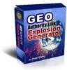 Thumbnail GEO Authority Link Explosion Generator rr