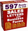 Thumbnail 597 Business Letters Library rr