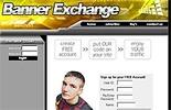 Thumbnail Banner Exchange Yellow Design
