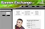 Thumbnail Banner Exchange Lime Design 2