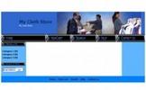 Thumbnail My Cloth Store Blue