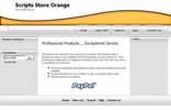 Thumbnail Scripts Store Orange