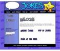 Thumbnail My Jokes Website Blue