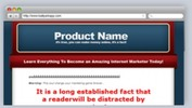 Thumbnail WP Sales Page Templates rr