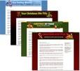 Thumbnail Christmas Themed Minisites and Wordpress Themes pu