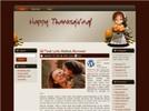 Thumbnail Pilgrim WP Theme mrr