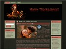 Thumbnail Autumn WP Theme  mrr