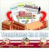 Thumbnail Templates In A Box plr